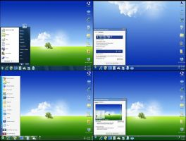 Windows 7 Explorer for XP by DopeySneezy