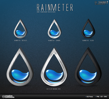 Rainmeter Dock Icon by 3xhumed