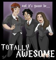 it's gonna be totally awesome by Anamated