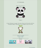 {NON-CORE} Panda themed custom box code by Pamb00