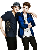 [PNG 44] EXO's TaoHun for Kolon Sport cf 05 by exotic-siro