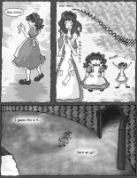 Lost in Wonderland--Page 5 by sparkyrabbit