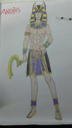 Anubis!!! by Mikal04-12