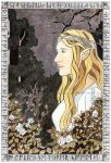 Lady Galadriel by LonelyFullMoon