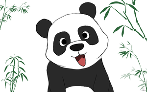 Pandi Panda by Zephander