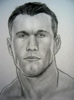WWE Randy Orton by VinceArt