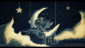 slothful moon by Col762nel