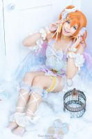 Love Live! - White Day - Honoka by KiraHokuten