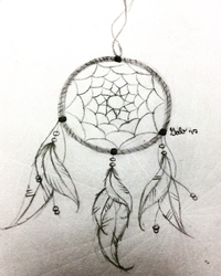 Dream Catcher by colourbomb99