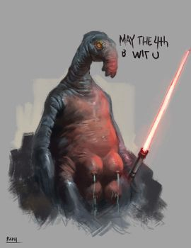 The true Sith by RAPHTOR