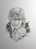 The 3rd Doctor - Part 1 by Harmony1965