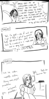 Comic - life in 4 months by Absolute-Sero