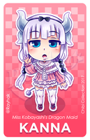 Kanna [Chibi Collection] by Rayhak