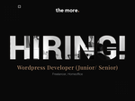 Hiring poster by jozef89