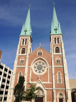 Church in Indianapolis, IN- Gencon 2013 by Chocoppyica