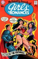 Wonder Woman's Romances by Theamat