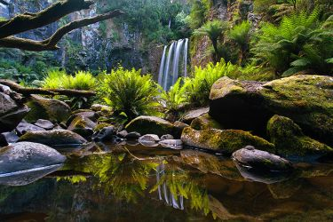 Hopetoun Falls by alexwise