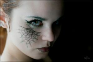 Web Portrait by ElektraDaillon
