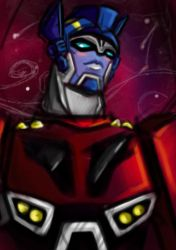 Optimus by murr-miay