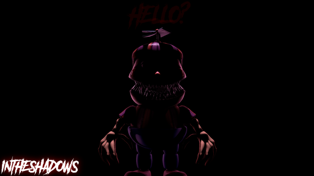 [FNAF SFM] Nightmare BB Teaser by InTheShadows-YT