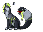 RubberTrubble (Auction closed) by jenny96ist-adopts