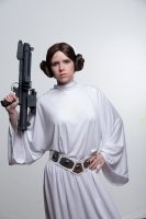 Leia from A New Hope by JohnnyHavoc