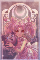 Sailor Moon: The Moonlette by Cobyfrog