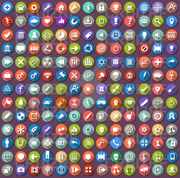Vector Flat Icons by cruizRF