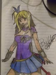 lucy color now by Kristal5544C