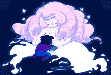 You're not real - Steven Universe by Ousul