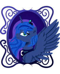 Midnight Lineless by SpokenMind93