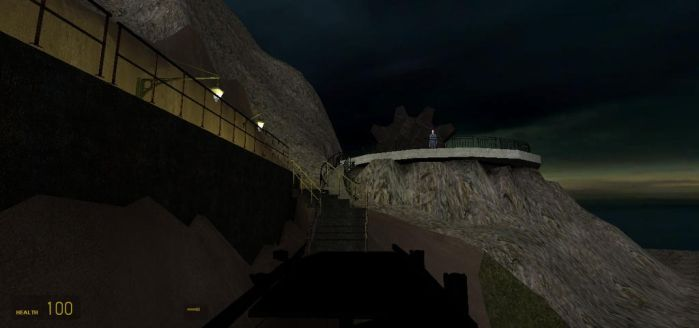 Half-Life 2 Myst Mod test 3b: First view by Agent-G245