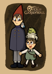 Over the Garden Wall by Infinity-Drawings