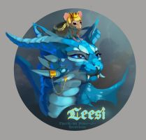 Leesi (Castle Cats) by Flame-of-inspiration