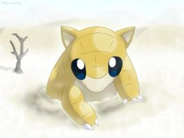 Sandshrew - Arid Sands