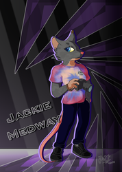 Gifty Gift - Jackie Medway [ACE] by LunarBitz