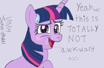 So Totally NOT awkward by lcponymerch