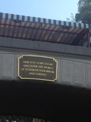 Quote At Disneyland by HavingHope5