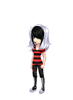 Xena Pixel thingymabob by SolluxIsTheRebs