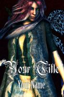 Fairy cover by christwriter