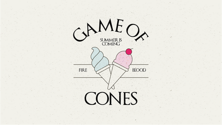 Game of Cones by rolito86