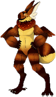 COM- Bumbles - Pixel (2/2) by LeaTenshi
