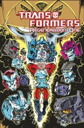 Transformers Regeneration One 100-Page Spectacular by GuidoGuidi