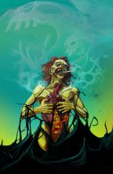 ZOMBIE TAR PIT by ERIKEXETER