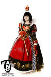 Alice Madness Returns: Red Queen 3 by Mekyoo