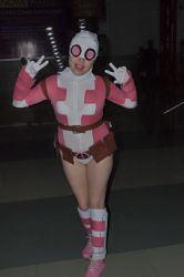 Gwenpool by Ari-doll