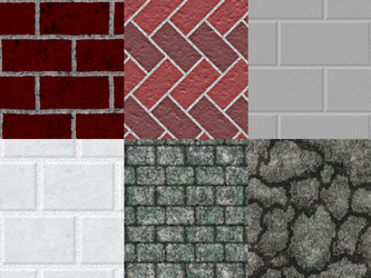 Bricks and Stone by Arvin61R58