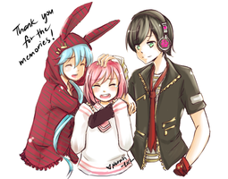 Thank you. by Nerah-chan