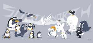 Polar Wars by Cliffjumper78