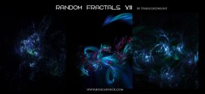 Random fractals XIII by Starscoldnight by StarsColdNight